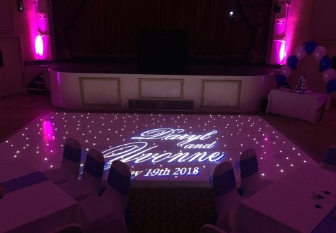 Custom Name Projection Middlesbrough