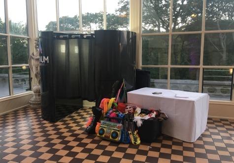 Photo Booth Rushpool Hall Saltburn