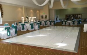 Solberge Hall Starlit Twinkly Dance Floor Northallerton
