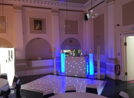 Starlit LED Dance Floor Stockton
