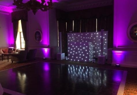 Wedding DJ Crathorne Hall Yarm