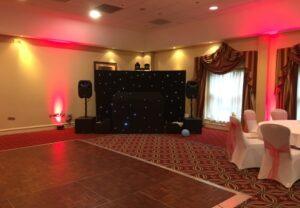 Wedding DJ Redworth Hall Durham