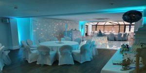 Starlit Twinkling Dance Floor Hire North East
