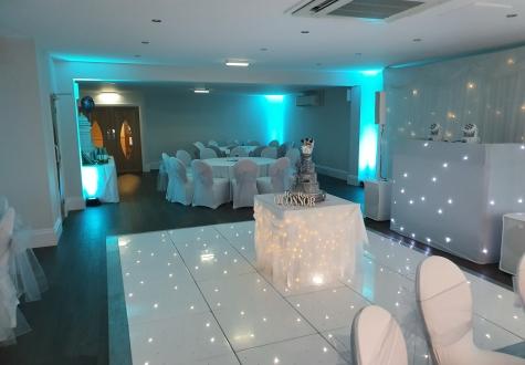 Venue Lighting North East